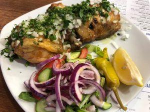 人気のギリシャ料理レストラン