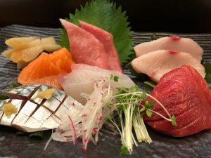 ロンドン寿司屋「菊池」Kikuchi