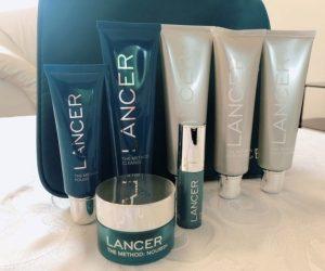 Lancerスキンケア化粧品