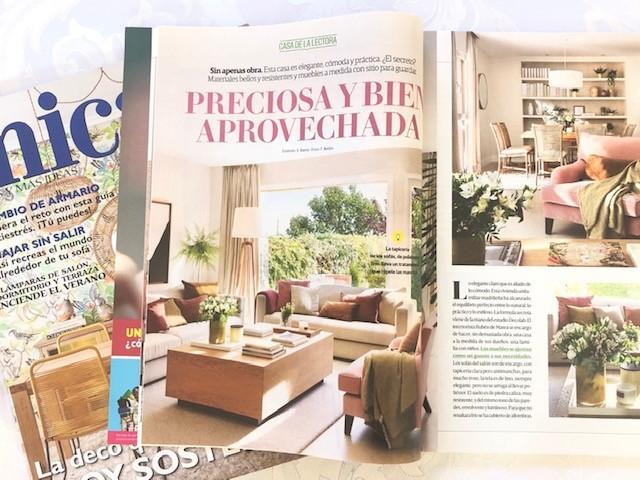 スペインインテリア雑誌