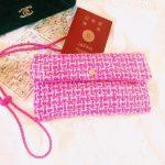 CHANELシャネルパスポートケース