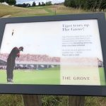 イギリスロンドンゴルフコースThe Grove