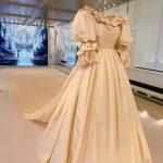 ダイアナ妃のウェディングドレス